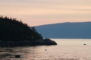 Pointe est de l'Islet Photo: Katerine L. Michaud