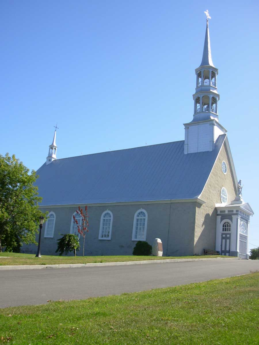 L'église historique de Saint-André