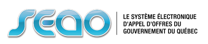 Logo SEAO vers le site SEAO